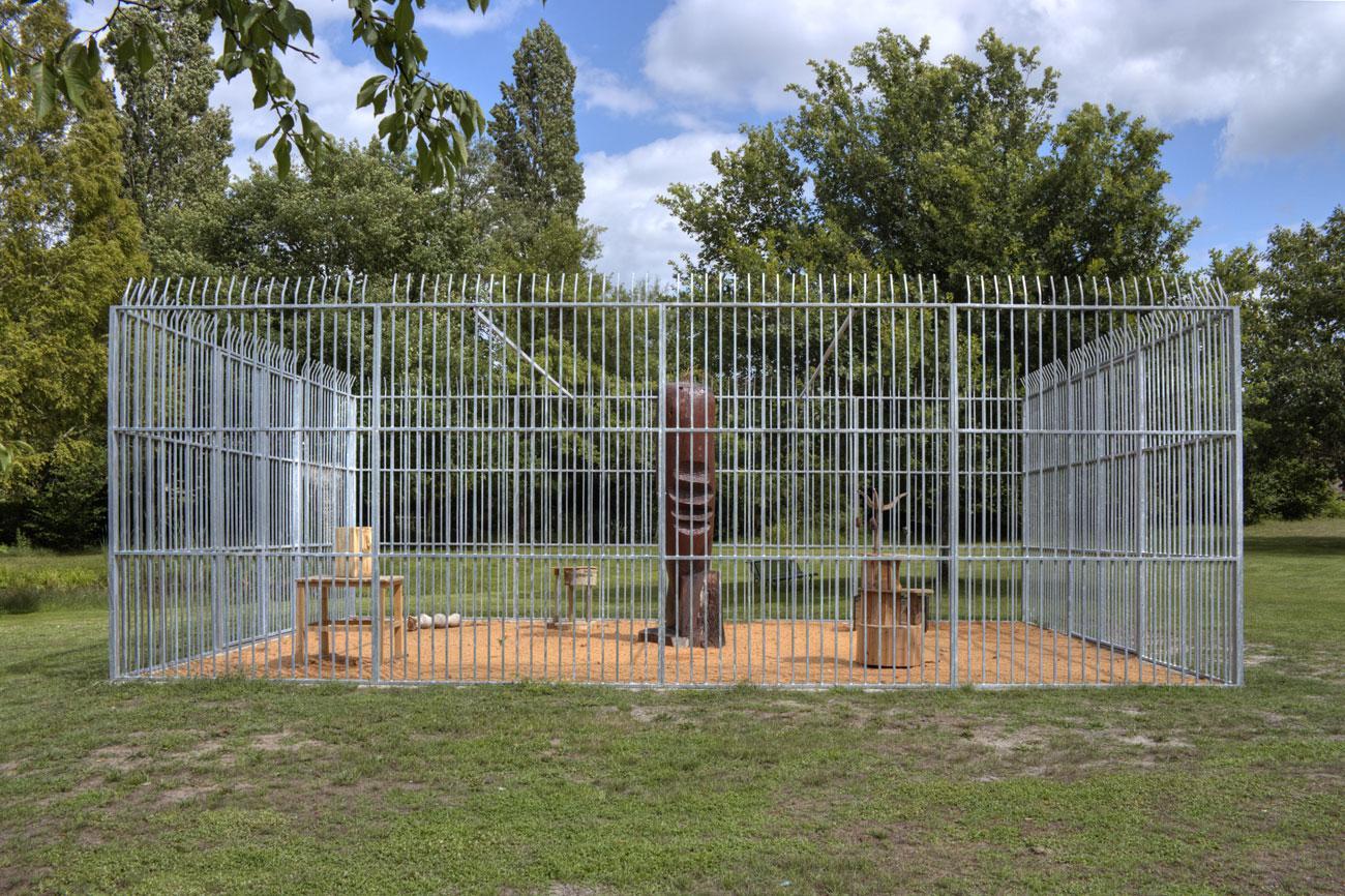 12 — Zoo de sculptures Laurent Le Deunff Garein, 2014 | programmation: Didier Arnaudet