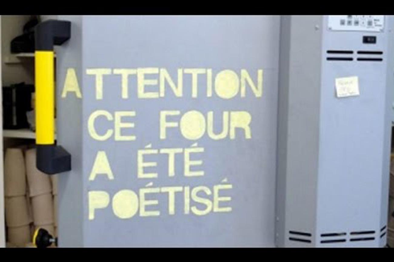Les 3 Parois émotionnelles (le rôle de l'artiste suinte)